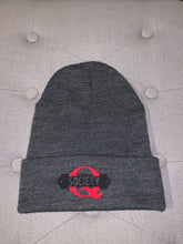 Load image into Gallery viewer, Embroidered Q Society Beanie