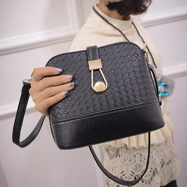 1 Pcs Women Lady Shoulder Crossbody Bag PU Leather Fashion For Mobile Phone Travel Best Sale-WT