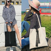 1 Pcs Women Lady Student Shoulder Bag Canvas Fashion For Travel Dating Mobile Phone LXX9