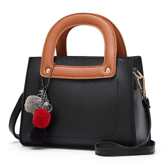 b385294a08b0 2018 Famous Brand Leather Bags For Women Luxury Women Messenger Bags Casual  Ladies Bag Fashion Medium