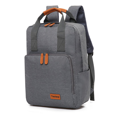 2018 Fashion Canvas Men's Backpack School Bags For Teenage Girls Boys Waterproof School Bag Kanken Laptop Backpack Women Mochila