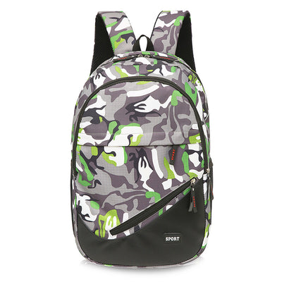 2018 New Design Girls Camping Rucksack Large Camouflage Hiking Outdoor Backpacks For Teenager Boys Couple Travel Backpack M382