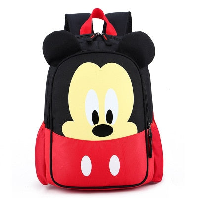 2019 Mini Backpacks Mickey Minnie Children Cartoon Backpack For Boys And Girls Lovely Schoolbag High Capacity School Bags Gift