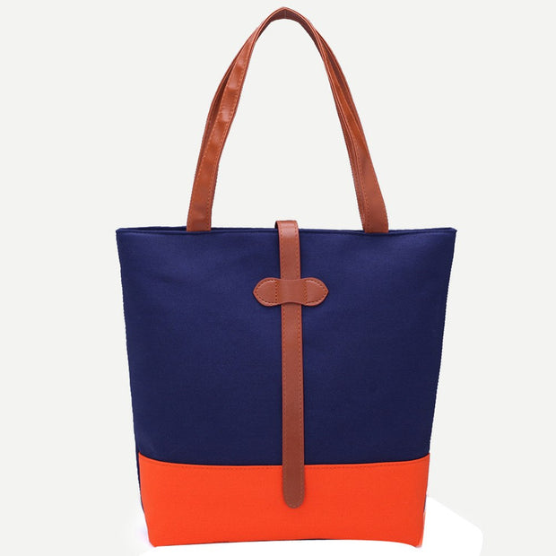 99205e11d Aelicy Brand Casual Women Large Capacity Tote Canvas Shoulder Bag Beach  Bags Casual Tote Feminina High