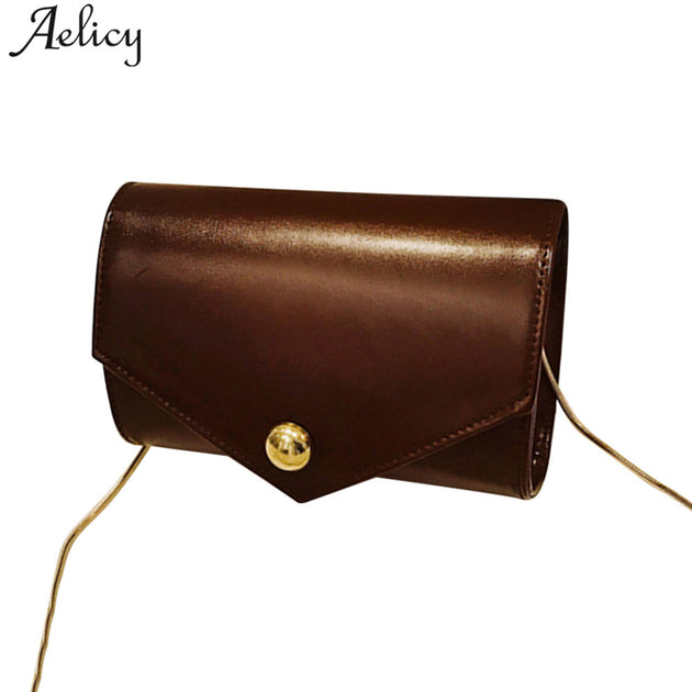 Luggage & Bags Aelicy Dropshipping New 2019 Hot Sale Casual Handbags Clutches Party Purse Women Crossbody Shoulder Messenger Bag Bolsa Feminina Great Varieties