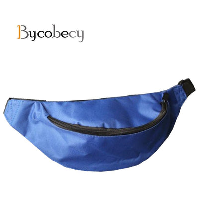 Bycobecy Gym Fitness Fanny Pack Women Running Waist Packs Unisex Bag Cycling Sport Men Hidden Pouch Gym Fanny Bags Hot Sale
