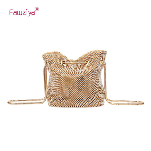 official store where can i buy colours and striking Fawziya Clutch Bags For Women Adjustable Chain Crystal Evening Bags And  Clutches