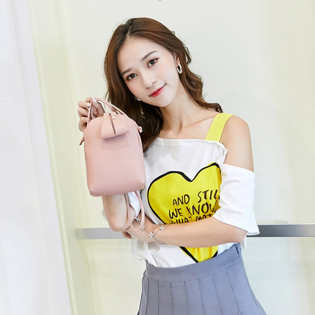 HTNBO Handbags Casual Candy Color Handbags New Fashion Clutches Ladies Party Purse Women Crossbody Shoulder Messenger Bags #F