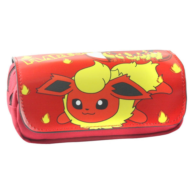 Pokemon Go Pencil Case Eevee Pikachu