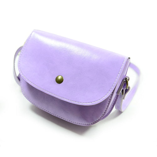 Hot Women Shoulder Bag Satchel Messenger Casual Tote Bag Small Rivet Handbag