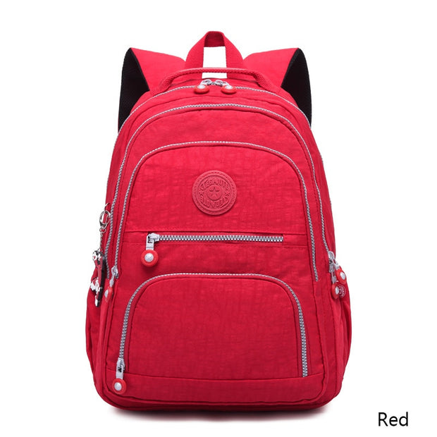 LUKATU Fashion Backpack Women School Bags For Teenager Girls Mochila Feminina Laptop Knapsack Travel High Quality Rucksack