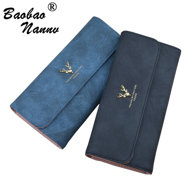 Women Casual Purse Wallet Phone Card Holder Clutch Large Capacity Pocket Gift