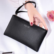 New Summer Ladies Clutch Bag Casual Long Hand Bag Simple Fashion Wallet