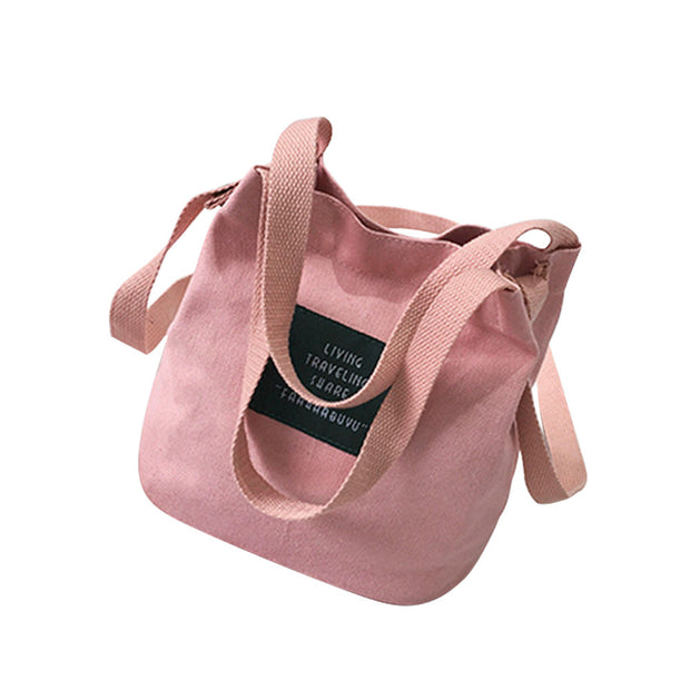 OCARDIAN 2017 Lady Canvas Bag Mini Shoulder Bag Messenger Bag Crossbody Women's Handbag Female Bags Cube Package Dropship 170823
