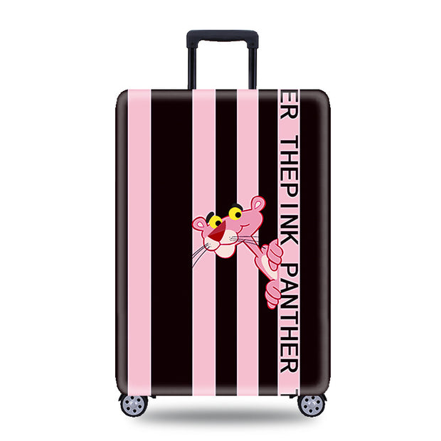 cd722dfd9 OKOKC Flamingo Luggage Suitcase Protective Cover, Stretch,made For S / M /  L / XL, Apply To 18-32 Inch Cases,Travel Accessories. 1 orders