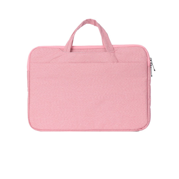 "Portable Laptop Sleeve Case Computer Bag Women Men Handbag For Apple Lenovo ASUS Sony Samsung HP DELL 13.3"" 14"" 15"""