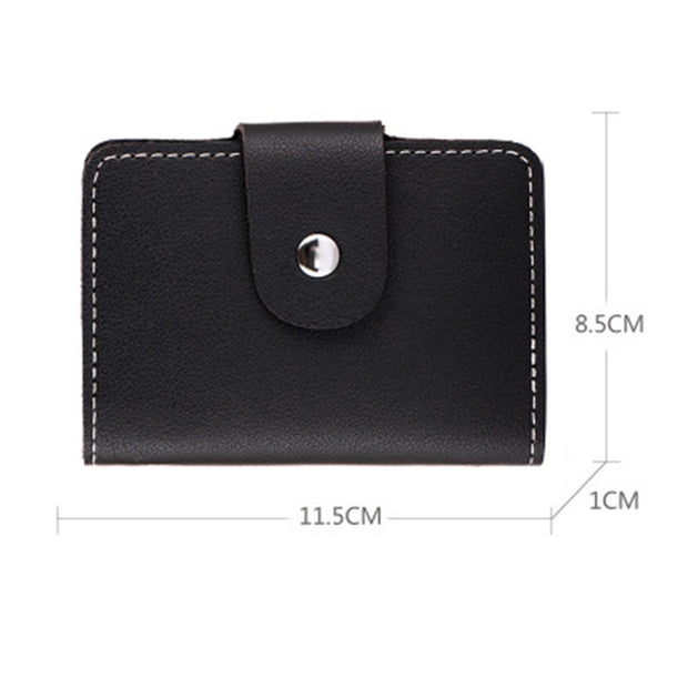 RURU Monkey Women Fashion Card Women Mini Multi-function Casual Wallets Female Card Holder Coin Pocket Hasp Zipper Wallets