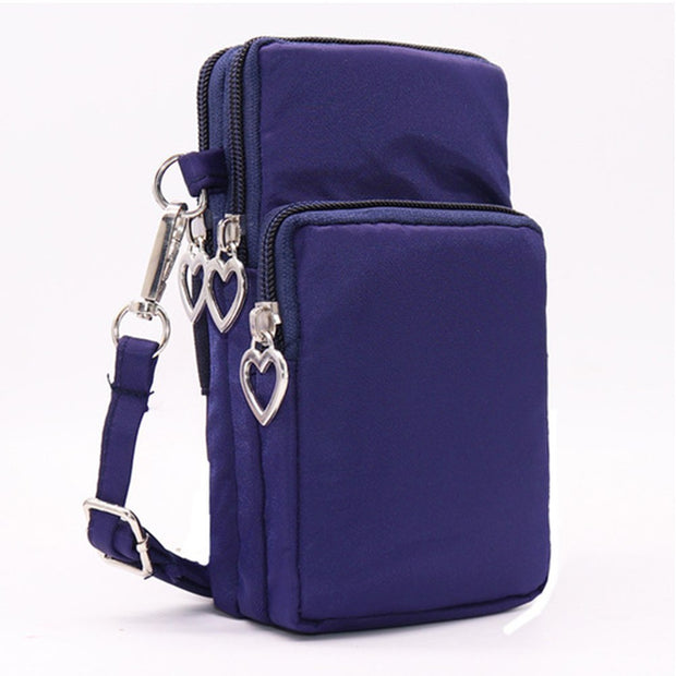 Sports Oxford Lightweight Mini Women Phone Crossbody Bag Arm Pack Top Quality Messager Bags Designer New Arrival Crossbody Bag