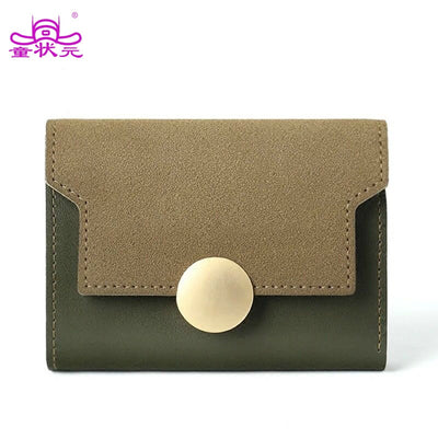 TZY 2019 The New Woman Wallet Small Hasp Coin Purse For Women Luxury Leather Female Wallets Mini Lady Purses Clutch Card Holder