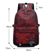 Women College Student School Backpack Bags Women Female Mochila Casual Rucksack Travel Daypack Canvas Laptop Backpack