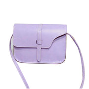 Women Faux Leather Messenger Shoulder Bags Girl Crossbody Tote Satchel Handbag