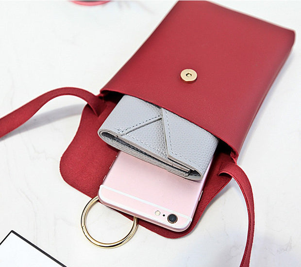 Xiniu Fashion Luxury Handbags Women Bags Designer Crossbody Shoulder Bag Leisure Korean Style Handbag Phone Coin Bag