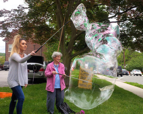 bubbles for dementia elderly people therapy care home old people azheimers bubble love dr zigs sensory imagination