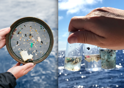 Toy manufacturer from Dr Zigs eco ethical toys joins Exxpedition women only crew on round the world sailing voyage researching ocean plastics and plastic pollution