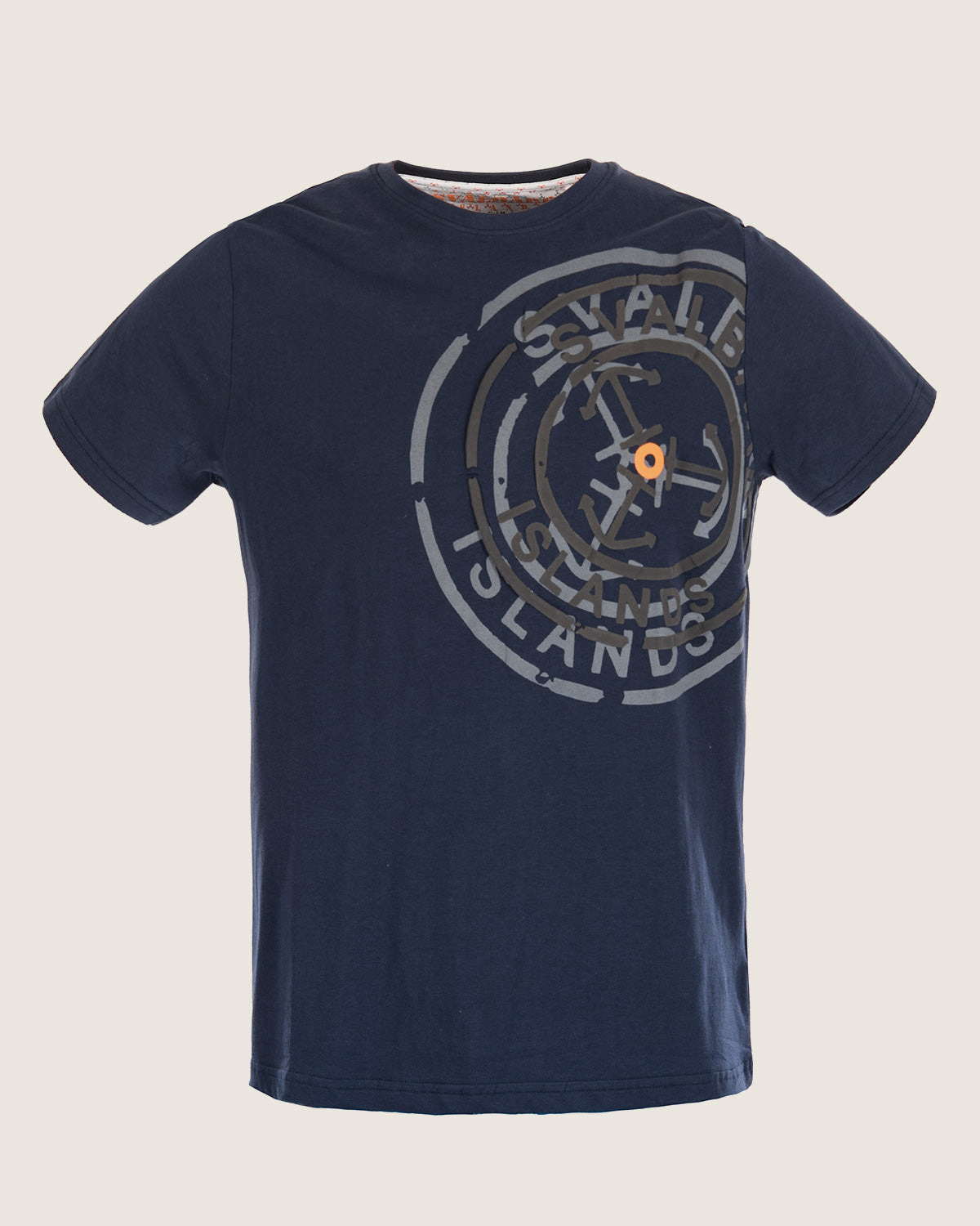T-shirt Umberto - Navy Blue