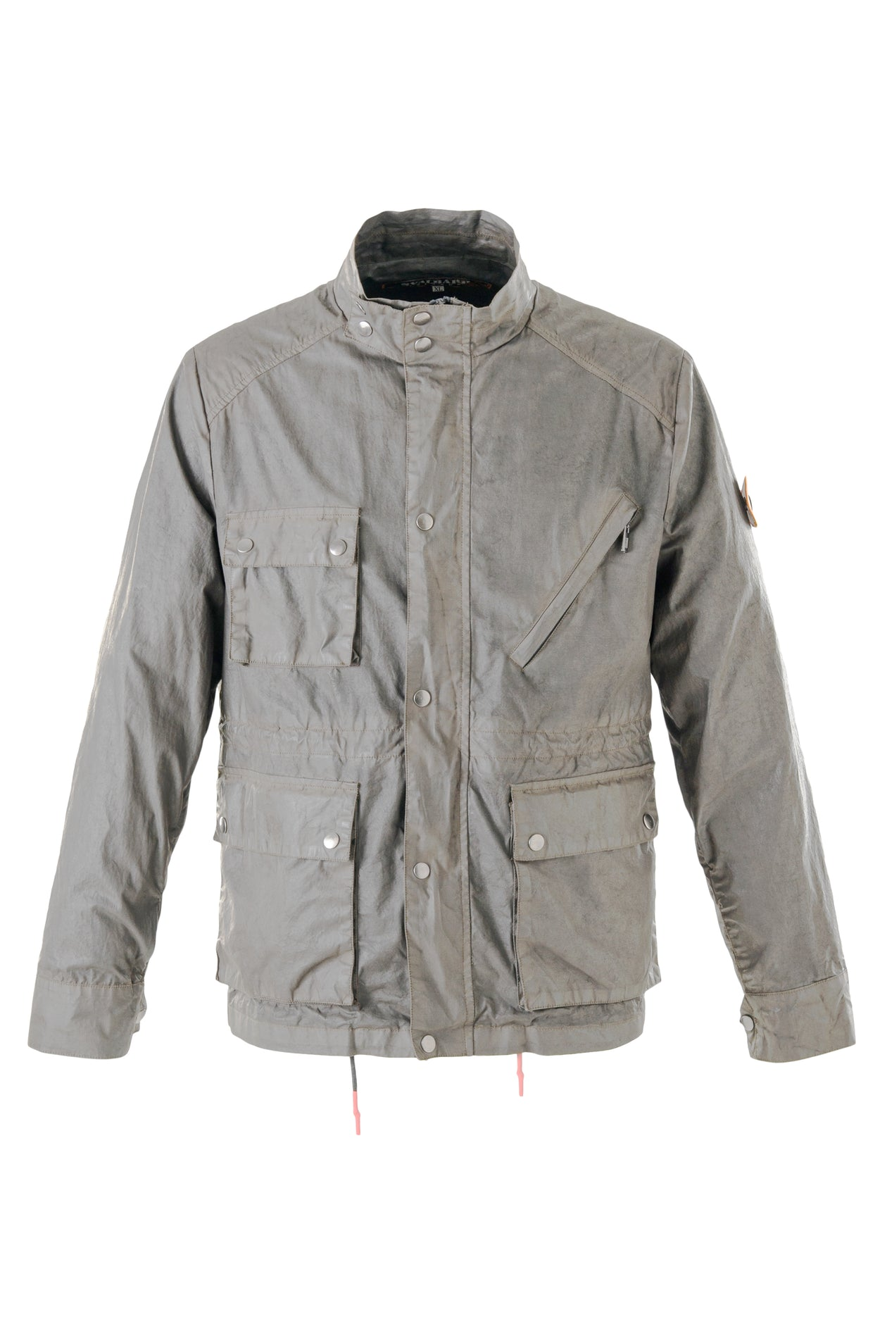 ODINO JACKET - Walnut Brown