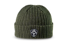 Docker Beanie - Army Green