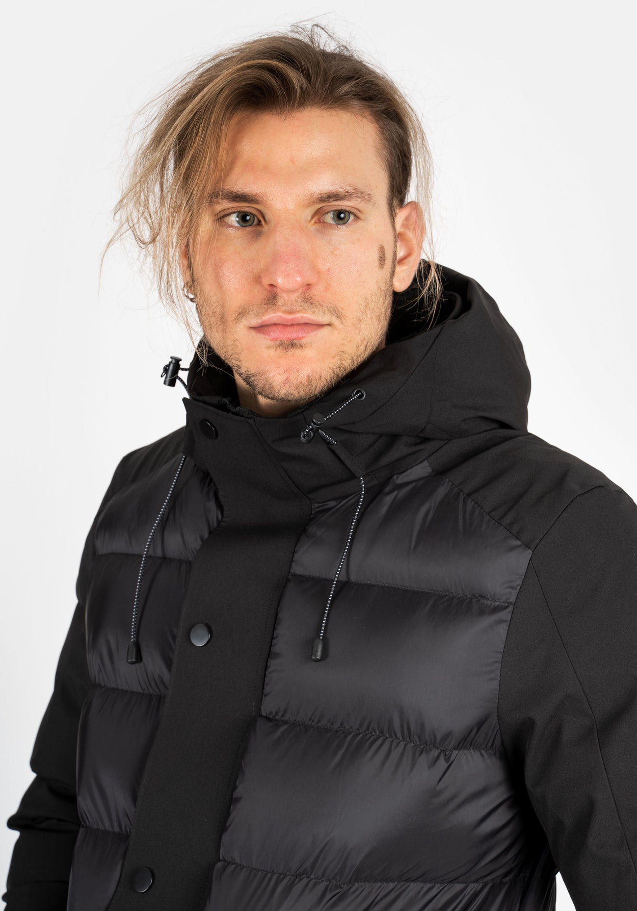 Giordy Jacket - Black