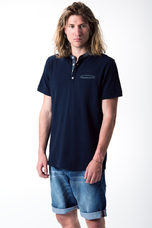 Polo Peking - Navy Blue