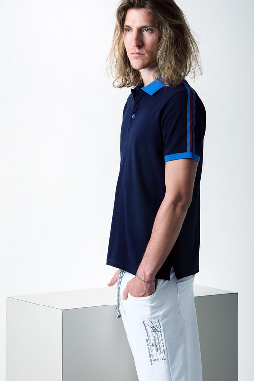 Polo Viking - Navy Blue