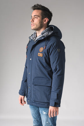 Parka Nobile L N1 - Dark Navy Blue