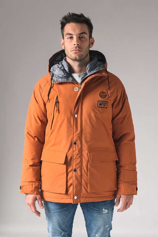 Parka Nobile L N1 - Orange Persimon