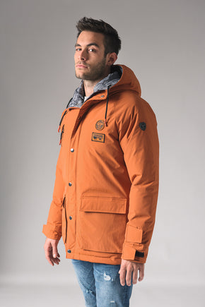 Parka Nobile L N1 - Persimon Orange