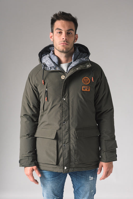 Parka Nobile L N1 - Army Green