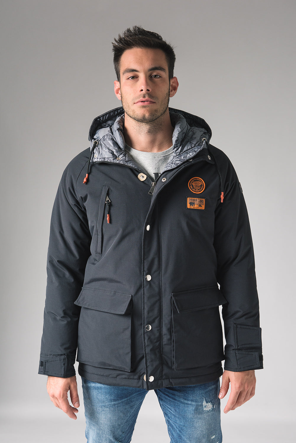 Parka Nobile L N1 - Black