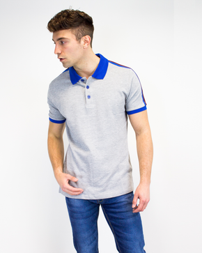 Polo Viking - Melange Grey