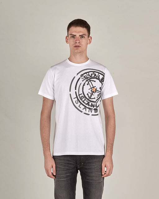 T-shirt Umberto - White