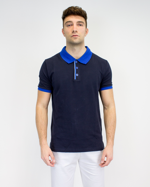 Polo Preussen - Navy Blue