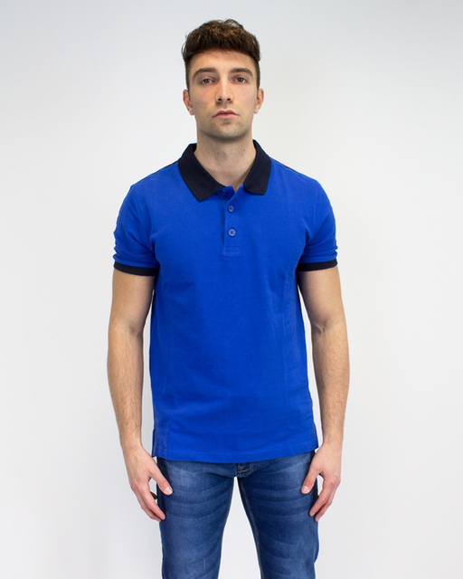 Polo Viking - Royal Blue
