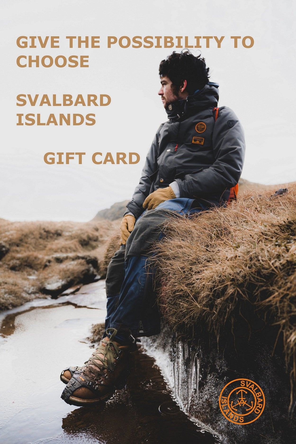 SVALBARD ISLANDS GIFT CARD