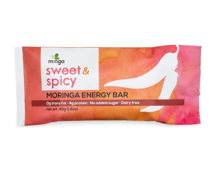 Minga Energy Bar Sweet & Spicy