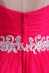 Sweetheart Ball Gown Floor Length Quinceanera Dresses With Applique