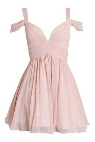 Pink Homecoming Dresses With Silver Beading Short Black Prom Dress JS331