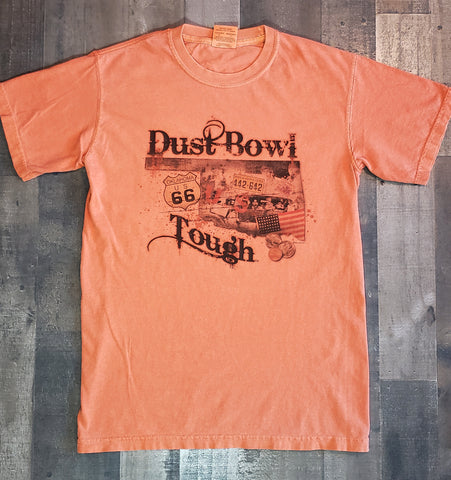 Dust Bowl Tough Dirt Color State with 66