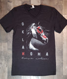 Oklahoma War Horse V-Neck
