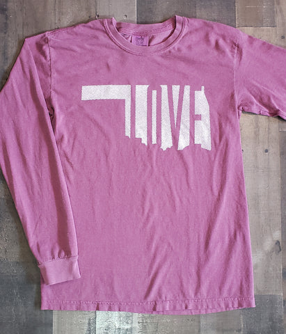 Oklahoma Love Long Sleeve
